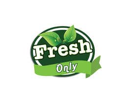 "#35 untuk Design a Logo for ""Fresh Only"" oleh jinupeter"