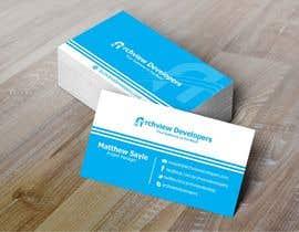 Asifrbraj tarafından Design some Business Cards for Archview Developers için no 16