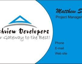 #5 untuk Design some Business Cards for Archview Developers oleh inoka74