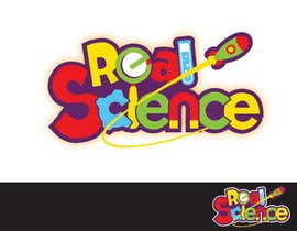#75 for Design a Logo for Real Science by Stevieyuki