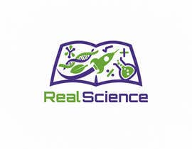 nº 101 pour Design a Logo for Real Science par MonamiSoft