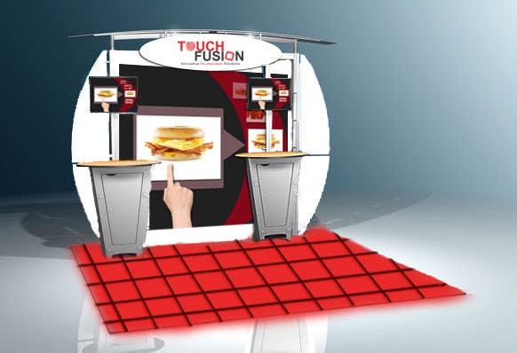 Kilpailutyö #7 kilpailussa Convention Show Booth Design