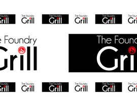 #71 untuk Design a Logo for The Foundry Grill oleh janithnishshanka
