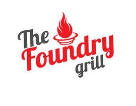 nº 51 pour Design a Logo for The Foundry Grill par manuel0827