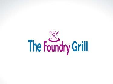 nº 25 pour Design a Logo for The Foundry Grill par tfdlemon