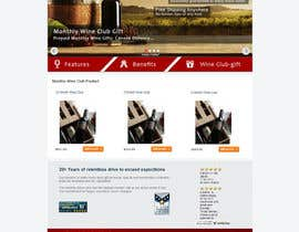 nº 5 pour Design an Advertisement for Monthly Wine Club par Codomotive