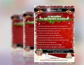 #21 cho Christmas Flyer Competition bởi pointlesspixels
