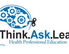 #156 para Logo Design for Think Ask Learn - Health Professional Education por waqasmoosa