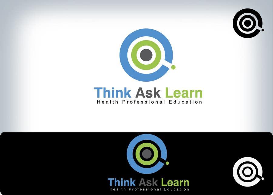 Bài tham dự cuộc thi #                                        155                                      cho                                         Logo Design for Think Ask Learn - Health Professional Education