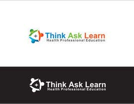 #285 para Logo Design for Think Ask Learn - Health Professional Education por orosco