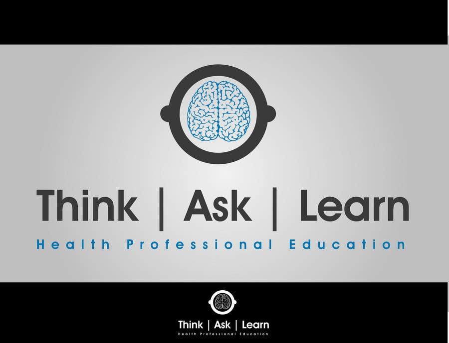 Bài tham dự cuộc thi #                                        126                                      cho                                         Logo Design for Think Ask Learn - Health Professional Education
