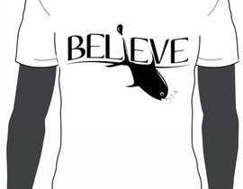 jennierosep tarafından Design a fishing T-Shirt için no 32
