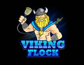 #23 for Design a logo for Vikingflock by jack10