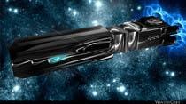 Graphic Design Inscrição do Concurso Nº18 para Concept Art for existing 3D space ship model for SciFi Game