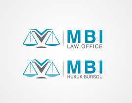 nº 54 pour Desing Logo for mbi law office par kanno007