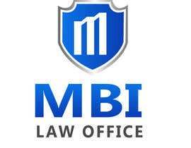 nº 67 pour Desing Logo for mbi law office par Kuldeep01