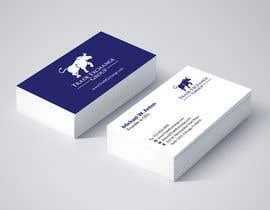 Nro 83 kilpailuun Business Card käyttäjältä bluedesign1234