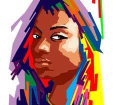 Nro 28 kilpailuun Illustrate Geometric Fashion Portraits käyttäjältä libertany