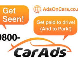 #22 cho Car Ad Mock-up bởi Sofmynd