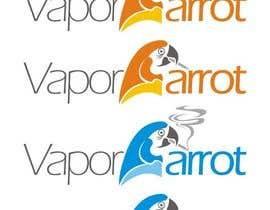 nº 78 pour Design a Logo for VaporParrot.com par HilmanSN