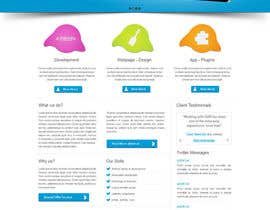 #62 untuk Website Design for Simply Good Websites Ltd. oleh herick05