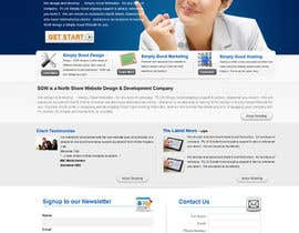 #83 for Website Design for Simply Good Websites Ltd. by monikjee