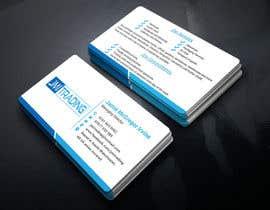 Nro 20 kilpailuun Double Sided Business Card käyttäjältä kushum7070
