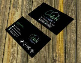 bakhtear05 tarafından Design modern business card with social media icons and available to download on IOS and Android için no 5
