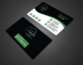 rajibsarker5864 tarafından Design modern business card with social media icons and available to download on IOS and Android için no 10