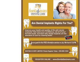 anjandas25 tarafından Direct Mail Creative Piece for Dental Marketing için no 12