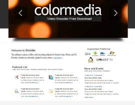 #35 para Website Design + HTML por ConnectUDesigns