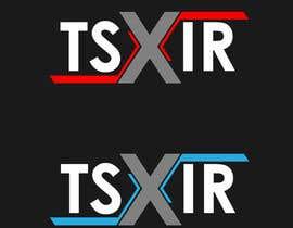 Nro 9 kilpailuun Design a Logo TSXIR käyttäjältä Blazeloid
