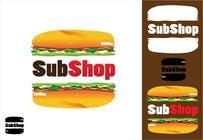 Graphic Design Konkurrenceindlæg #161 for Logo Design for Subshop