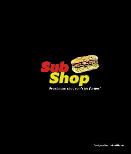 #218 for Logo Design for Subshop by utumo