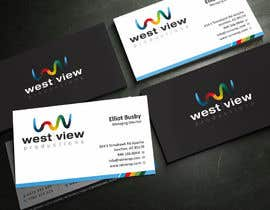 #24 for Design a business card for a video production business by ezesol