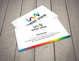 #39 for Design a business card for a video production business by HammyHS