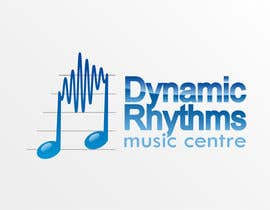 #206 for Logo Design for Dynamic Rhythms Music Centre by yreenhiba