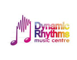 #264 for Logo Design for Dynamic Rhythms Music Centre by yreenhiba