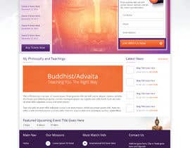 #14 for Design a Website Mockup for www.mukti.ca af edbryan