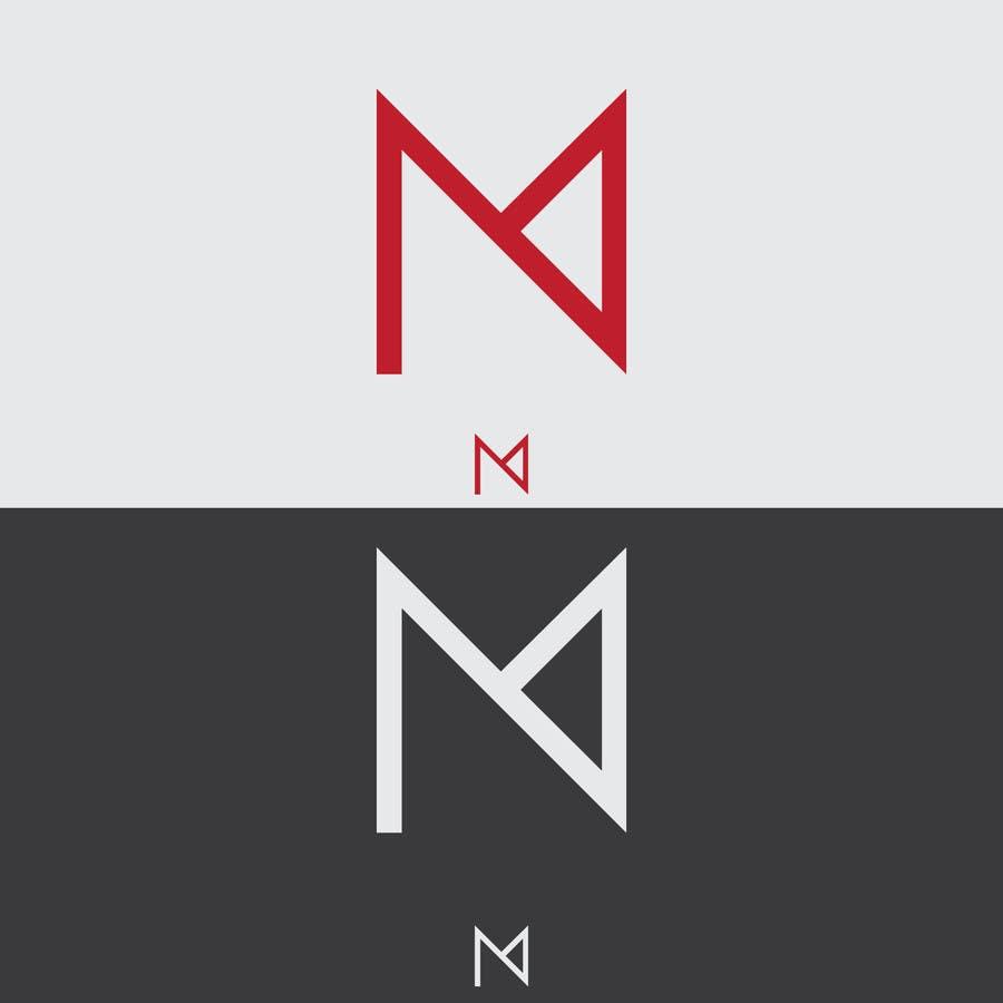 Kilpailutyö #40 kilpailussa Design a Logo for NM