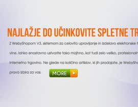 Nro 16 kilpailuun webshop banner käyttäjältä sweetys1