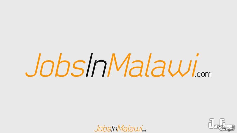 Kilpailutyö #3 kilpailussa Develop a Corporate Identity for www.jobsinmalawi.com