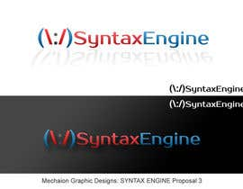 "#107 for Design a Logo for My new Software company ""SYNTAX ENGINE"" af Mechaion"