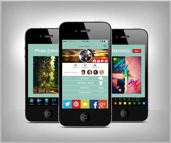 #3 for iPhone App Design by rikotan90