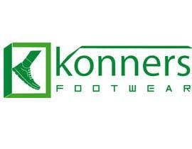 projectonline95 tarafından Logo design for Footwear: Konners için no 250