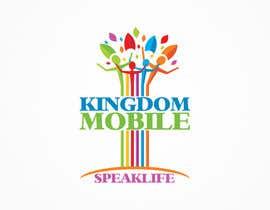 EkVor tarafından KINGDOM MOBILE Logo Design Contest için no 7