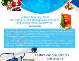 #6 para Design a Christmas (Santa etc) Flyer to promote our services por Pixaart