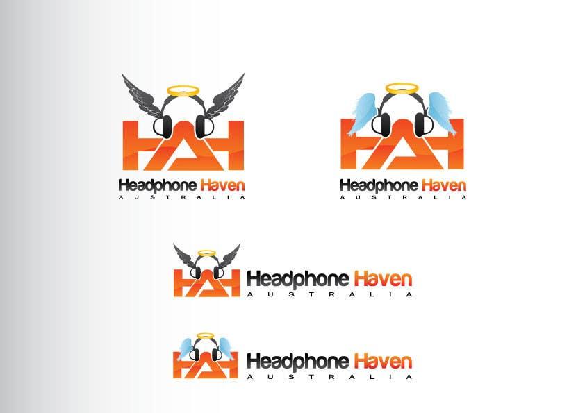 Konkurrenceindlæg #74 for Design a Logo for Headphone Haven