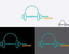 wehaveanidea tarafından Design a Logo for Headphone Haven için no 46