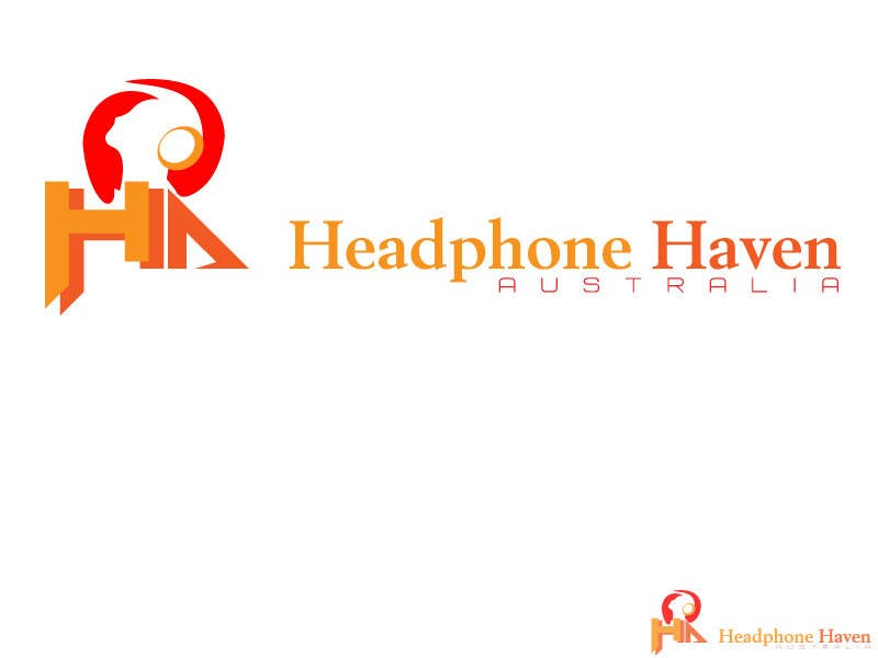 Konkurrenceindlæg #85 for Design a Logo for Headphone Haven